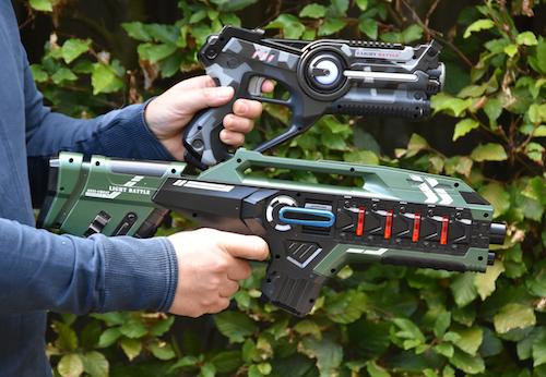 laserguns huren breda