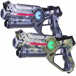 lasergamepistolen huren